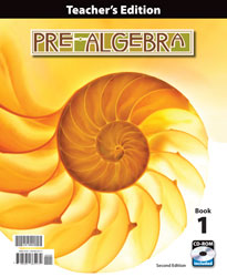 Pre-Algebra Teacher's Edition with CD (2nd ed.)
