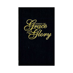 Hymns of Grace and Glory (spiral blue hymnal)