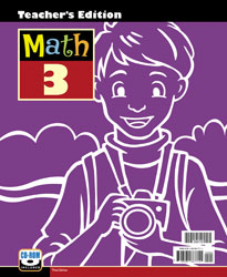 Math 3 Teacher's Edition with CD (3rd ed.)