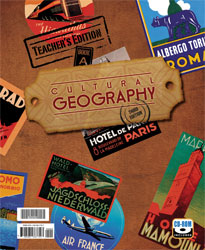 Cultural Geography Teacher 's Edition with CD (3rd ed.)