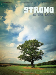 Strong in the Lord (easy piano solos)