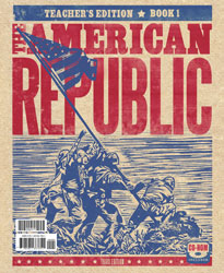 American Republic Teacher's Edition with CD (3rd ed.)