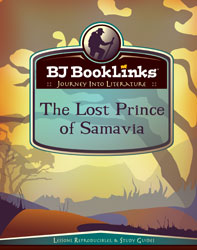 BJ BookLinks: The Lost Prince of Samavia (guide only)