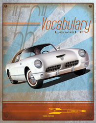 Vocabulary: Level F Student Text (3rd ed.)