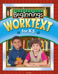 Beginnings Student Worktext for K5 (3rd ed.)