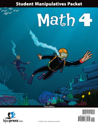 Math 4 Student Manipulatives (3rd ed.)
