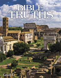 Bible TruthsLevel E Student Worktext (3rd ed.)
