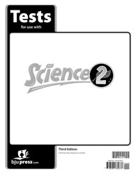 Science 2 Tests (5 pk) (3rd ed.)