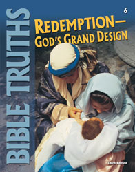 Bible Truths 6 Student Worktext (3rd ed.)