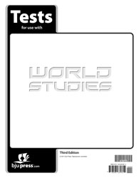 World Studies Tests (5 pk) (3rd ed.)