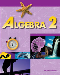 Algebra 2 Student Text (2nd ed.)