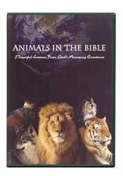 Animals in the Bible: Powerful Lessons from God's Creatures [DVD]