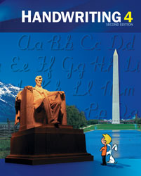 Handwriting 4 Student Worktext (2nd ed.)