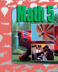 Math 5 Student Text (2nd ed.)