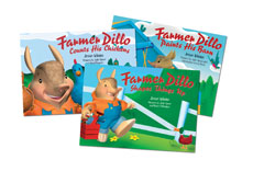 Farmer Dillo (3-Book Set)