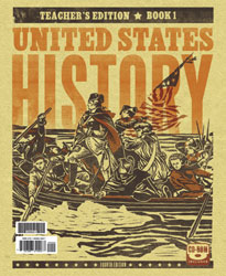 United States History Teacher's Edition with CD (4th ed.)