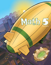 Math 5 Student Worktext (3rd ed.)