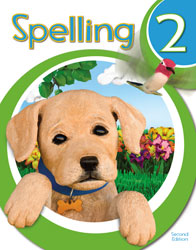 Spelling 2 Student Worktext (2nd ed.)
