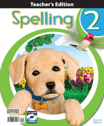Spelling 2 Teacher's Edition with CD (2nd ed.)