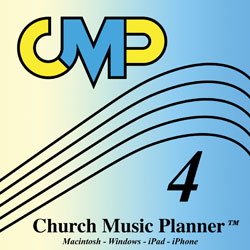 Church Music Planner 4