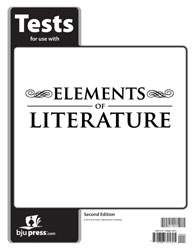 Elements of Literature Tests (2nd ed.)