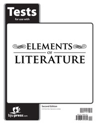 Elements of Literature Tests (5 pk) (2nd ed.)
