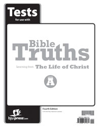 Bible Truths Level A Tests (5 pk) (4th ed.)