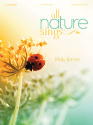 All Nature Sings (advanced piano solos)