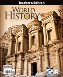 World History Teacher's Edition with CD (4th ed.)