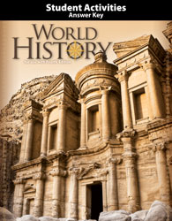 World History Student Activities Manual Answer Key (4th ed.)