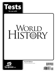 World History Tests (5 pk) (4th ed.)