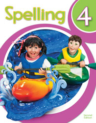 Spelling 4 Student Worktext (2nd ed.)