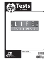 Life Science Tests Answer Key (4th ed.)