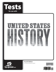 United States History Tests (5 pk) (4th ed.)