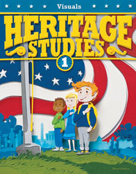 Heritage Studies 1 Teacher's Visual Packet (3rd ed.)