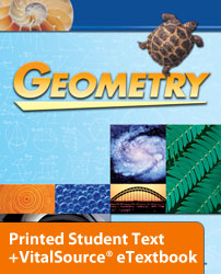 Geometry eTextbook & Printed ST (3rd ed.)