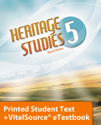 Heritage 5 eTextbook & Printed ST (3rd ed.)
