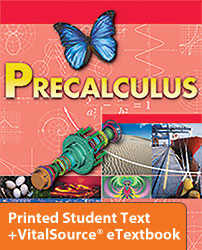 Precalculus eTextbook & Printed ST (1st ed.)