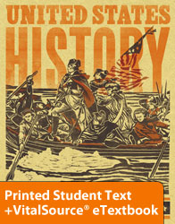 United States History eTextbook & Printed ST (4th ed.)