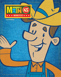 Math K5 Student Worktext (4th ed.)