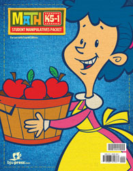 Math K5-Grade 1 Student Manipulative Packet (4th ed.)