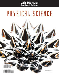 Physical Science Teacher's Edition Lab Manual (5th ed.)