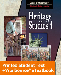 Heritage Studies 4 eTextbook & Printed ST (2nd ed.)