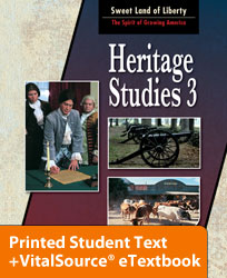 Heritage Studies 3 eTextbook & Printed Student (2nd ed.)