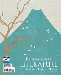 Explorations in Literature Teacher's Edition with CD (4th ed.)