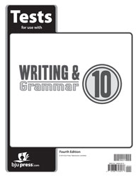 Writing & Grammar 10 Tests (4th ed. )