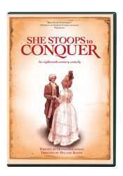 She Stoops to Conquer [DVD]