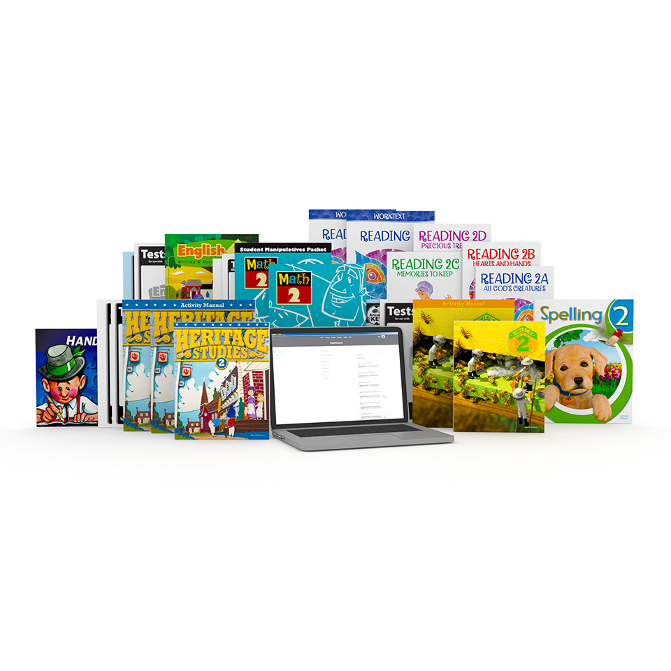 Grade 2 Online with Books