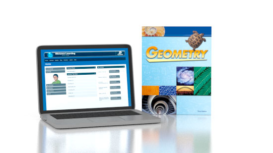 Geometry Online with Books (3rd ed.)