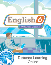 English 6 Online Only